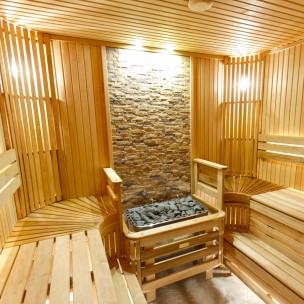 Water Park Entry & Saunas