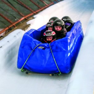 Bobsledding Experience Winter
