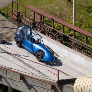Bobsledding Experience Summer